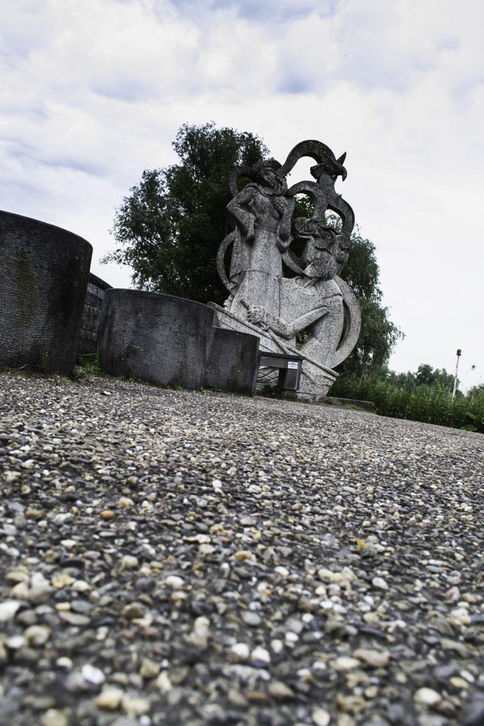 dp-standbeeld